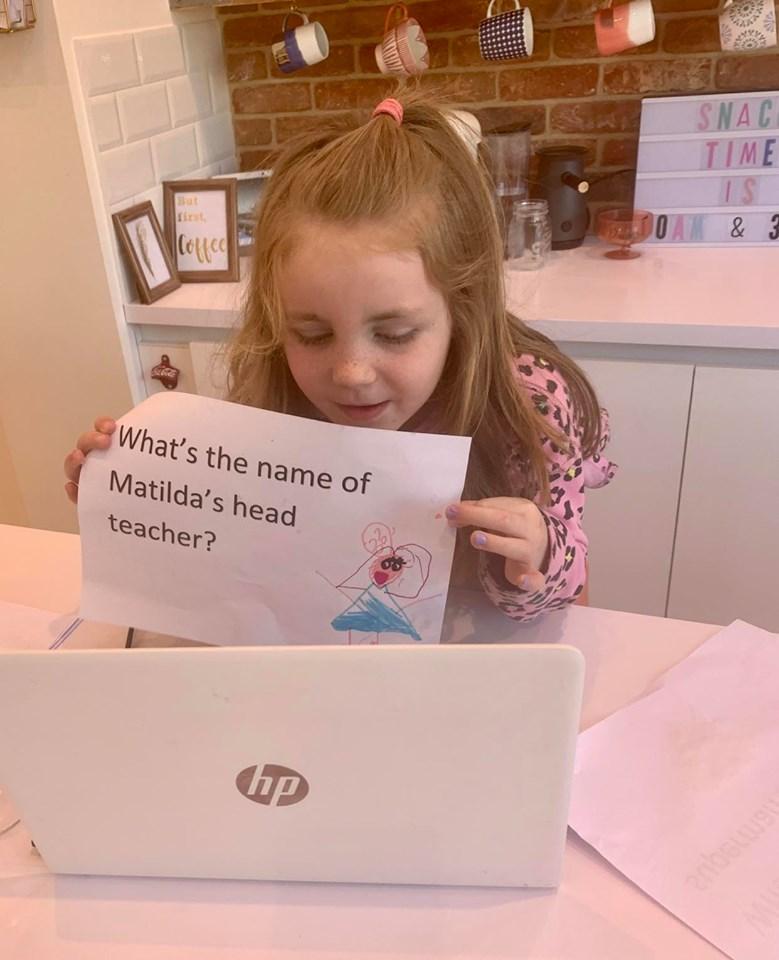 quiz printable for children