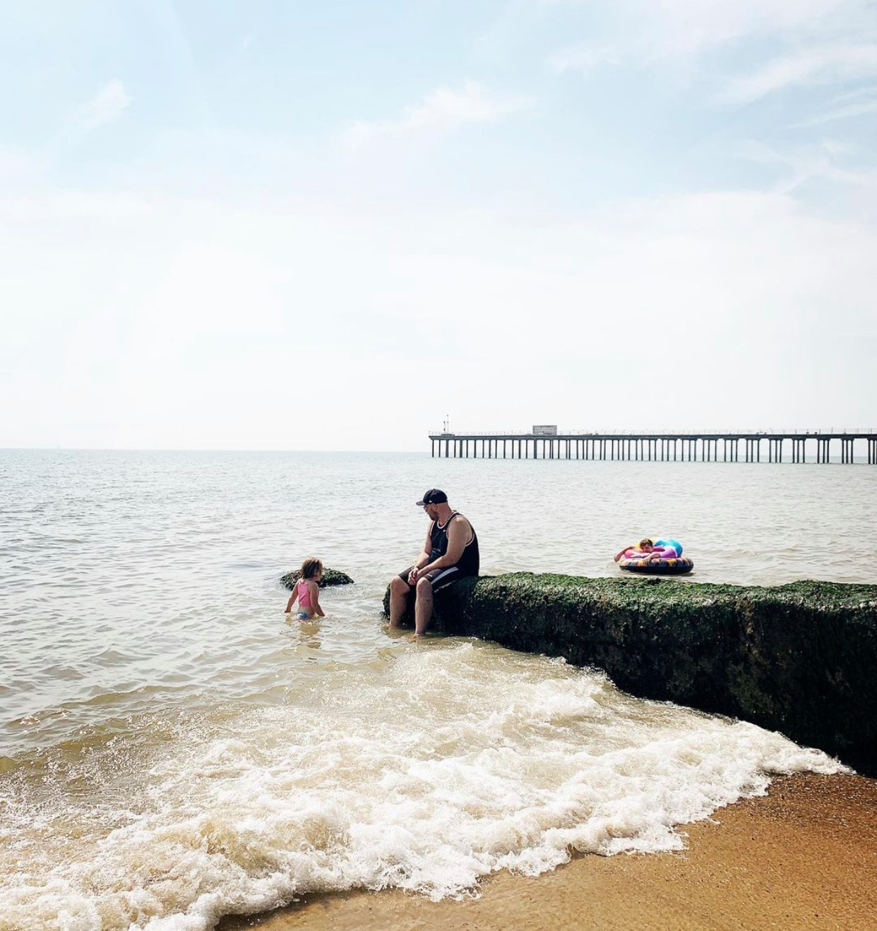 east of england beaches to visit 2021, A suffolk mum blog, Felixstowe