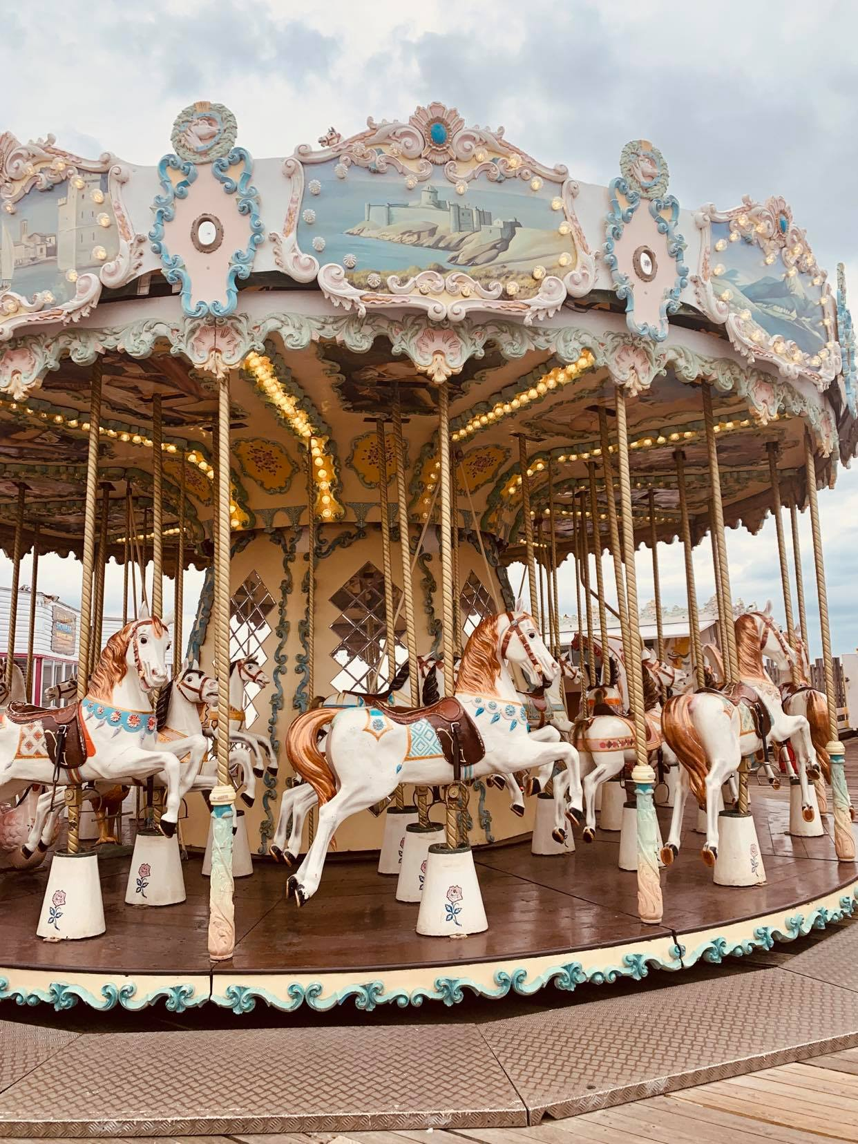 Great yarmouth Pier, A suffolk mum blog, review
