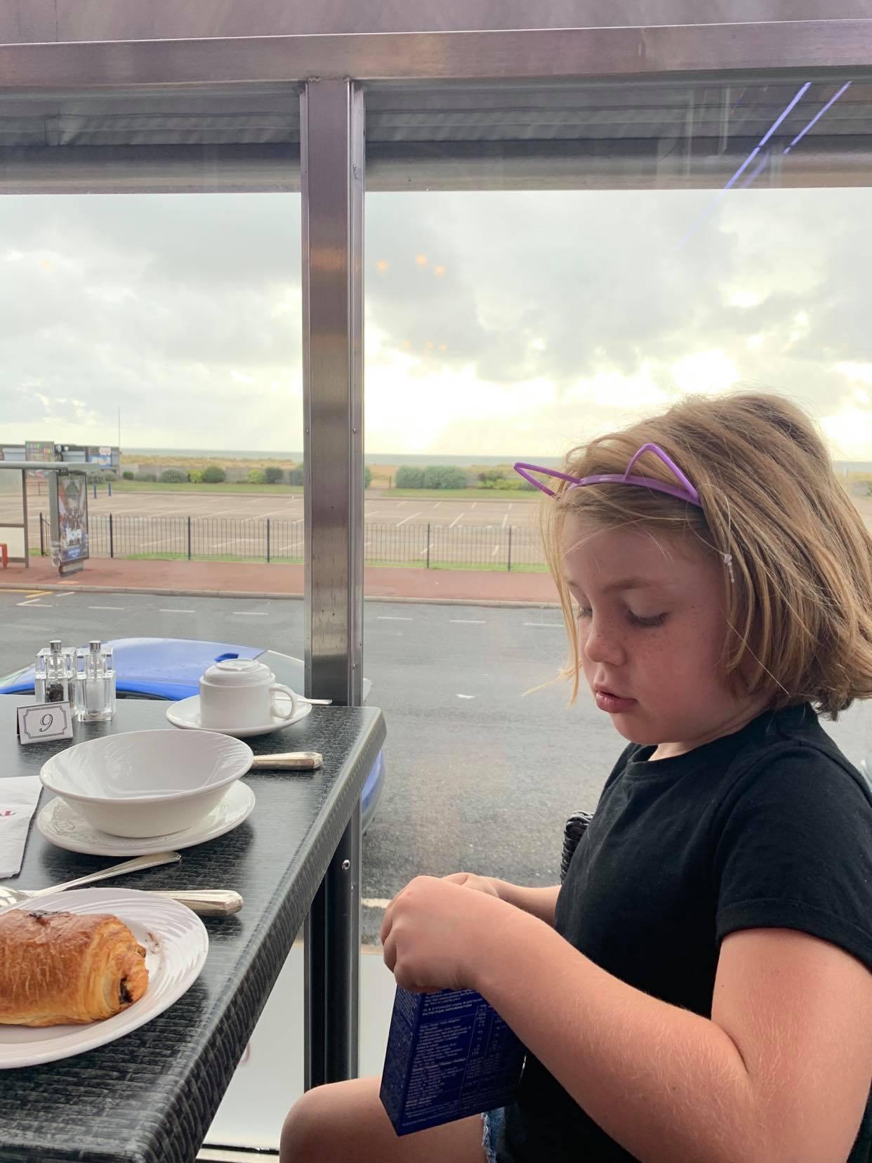 Breakfast, family friendly hotel great yarmouth, a suffolk mum blog