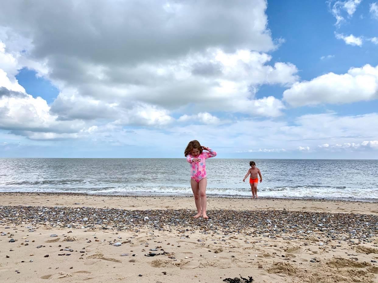 Great yarmouth beach, A suffolk mum blog review