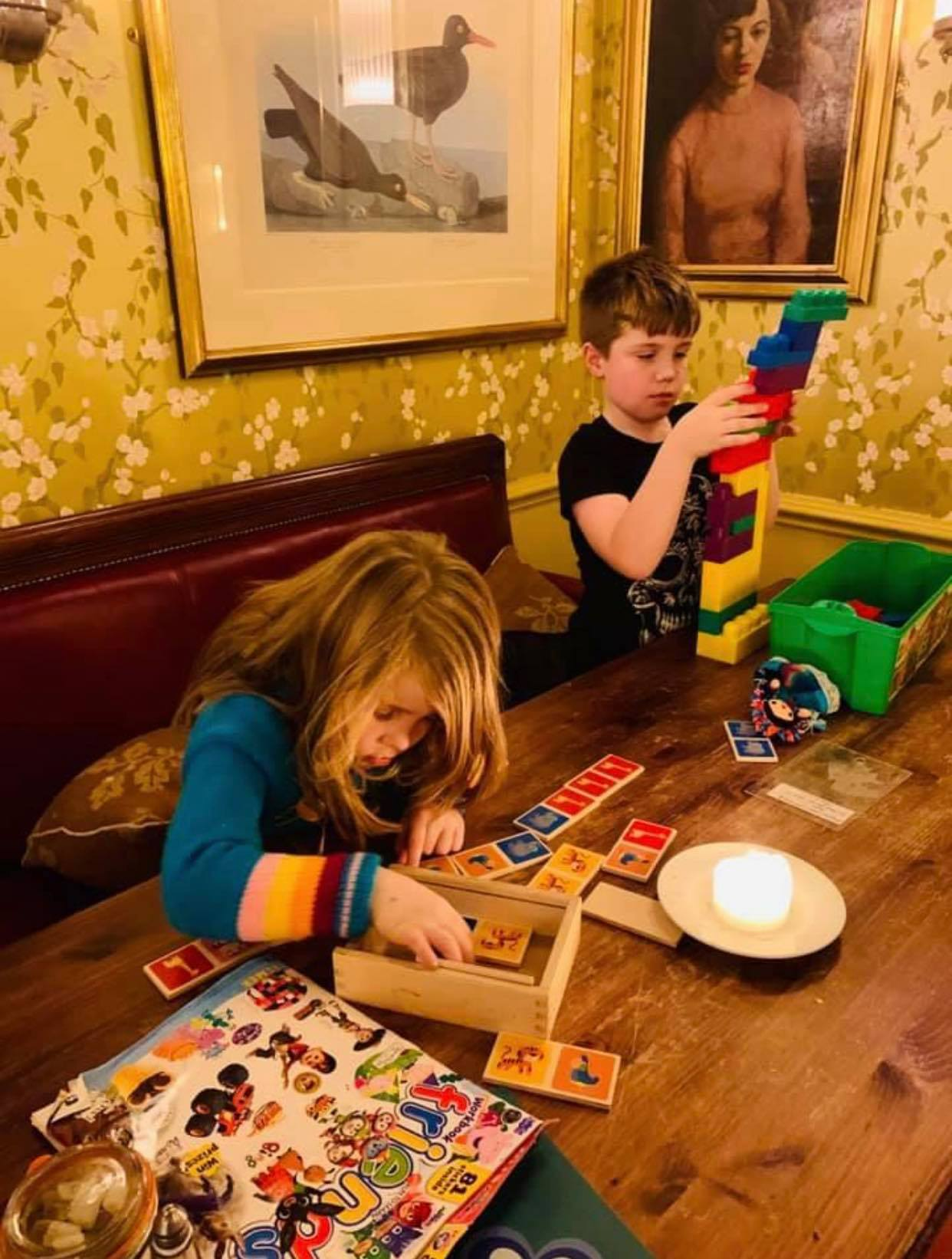 Prado Lounge, Family Friendly Places To East out in Sudbury, A suffolk mum blog