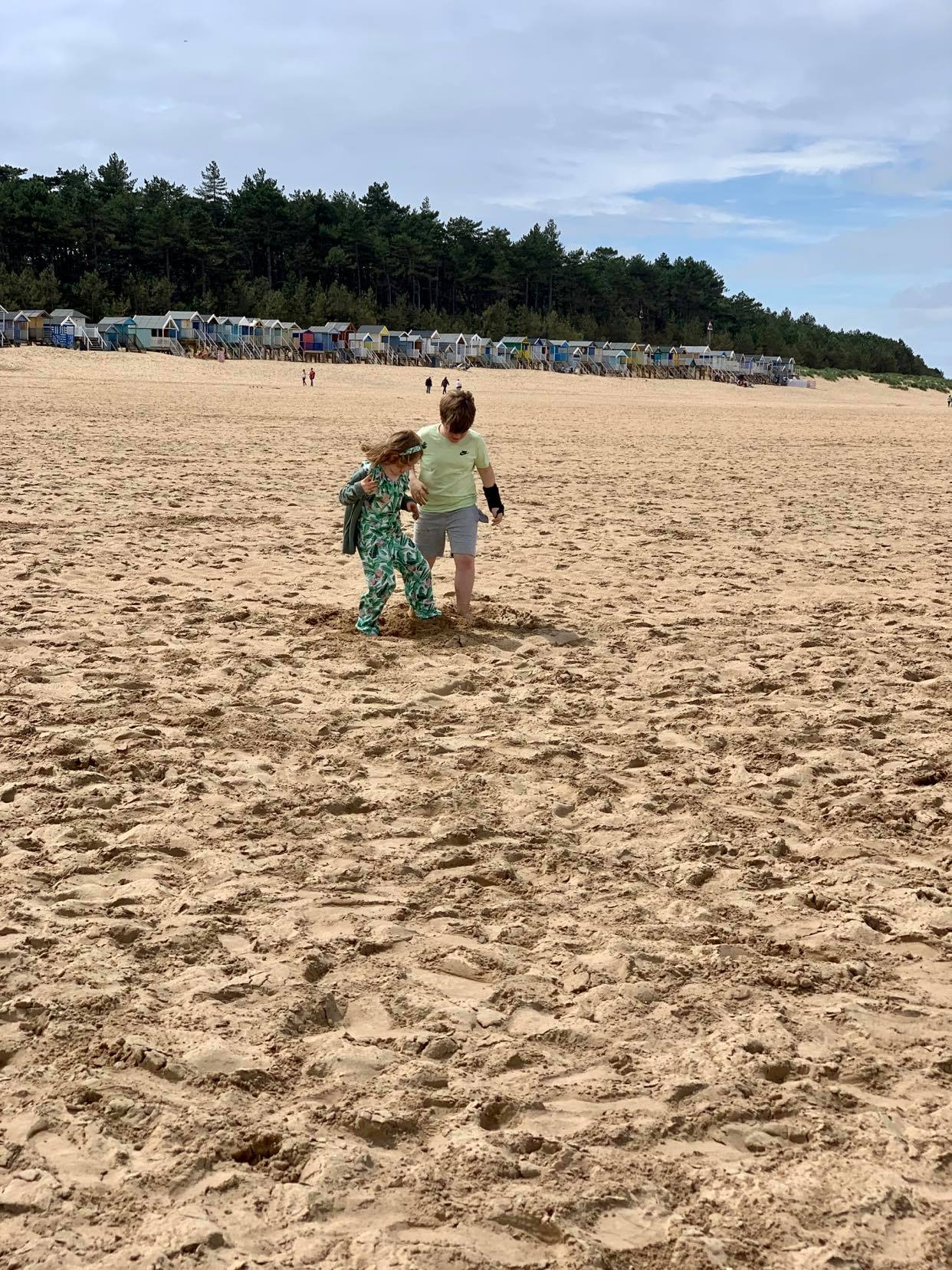 wells next to the sea, whats it like, a suffolk mum blog