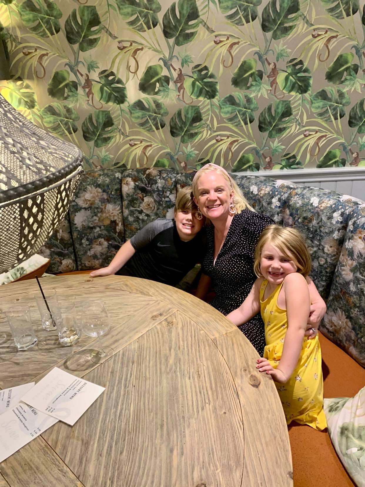 eating out at the swan long melford, a suffolk mum blog