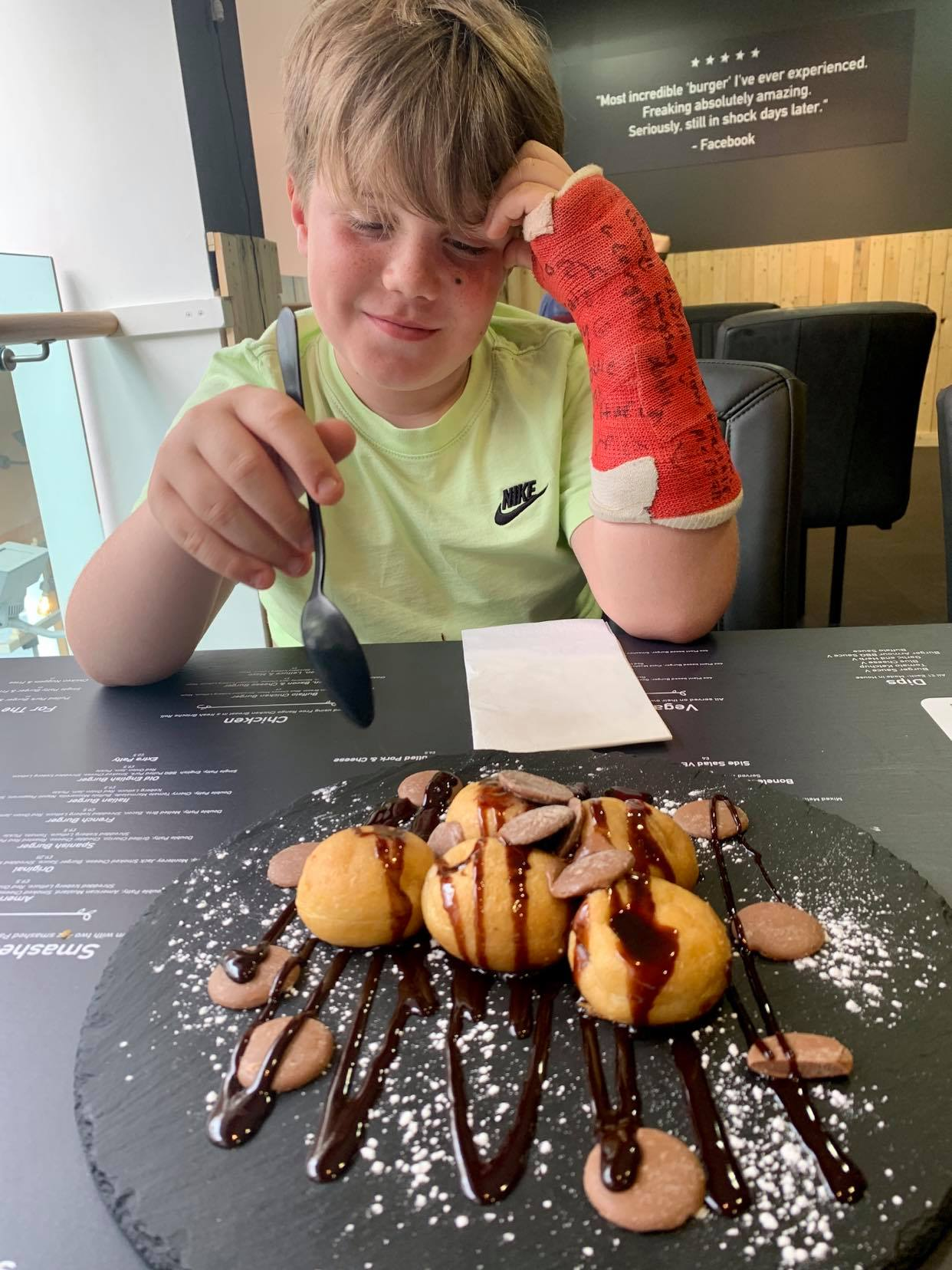 family friendly places to eat out in sudbury