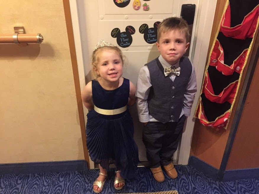 Disney cruise uk getting dressed up for formal night, a suffolk mum family reivew 2021
