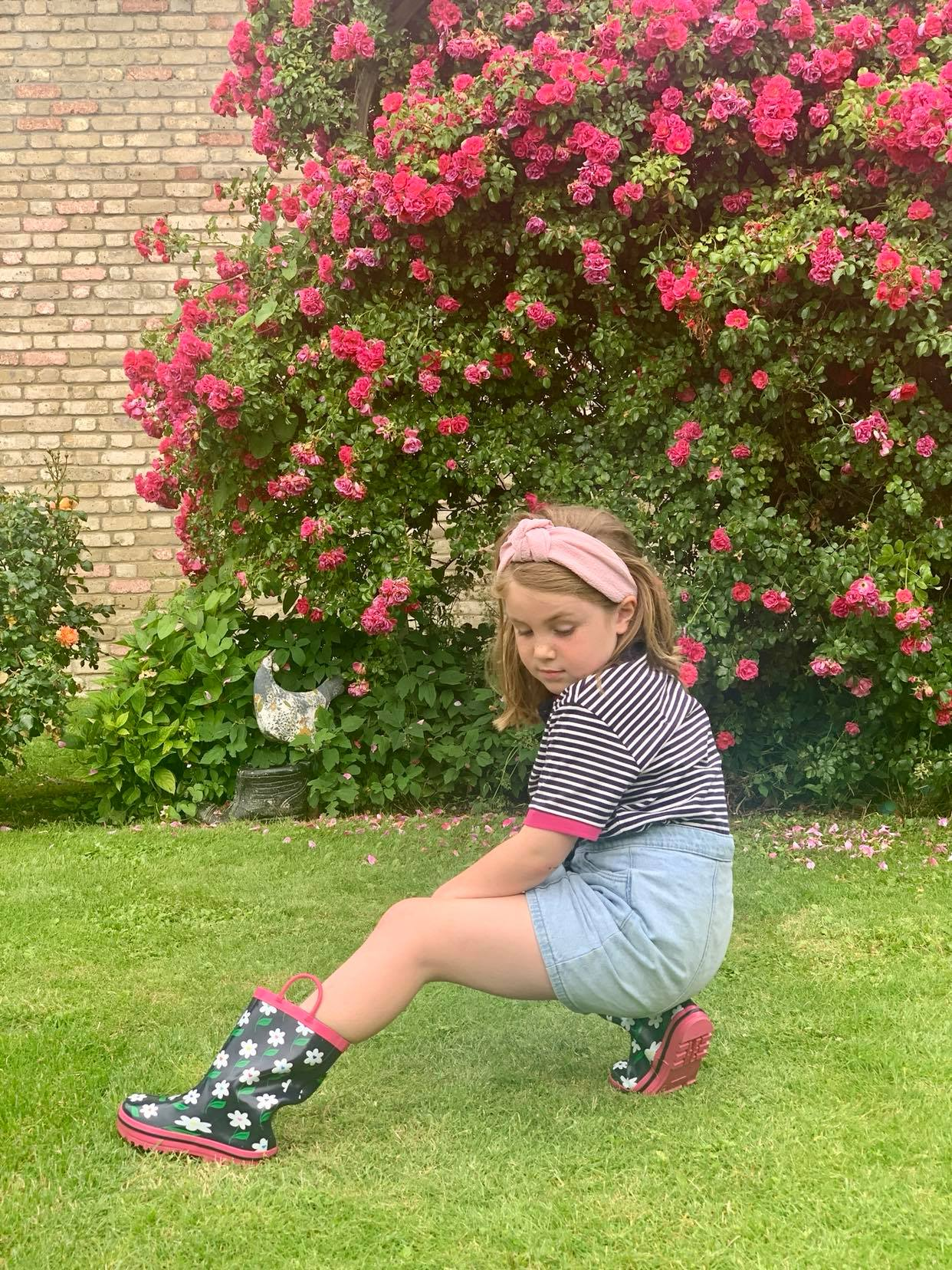 Rydale childrens wear, polo shirts and welleis, a suffolk mum review