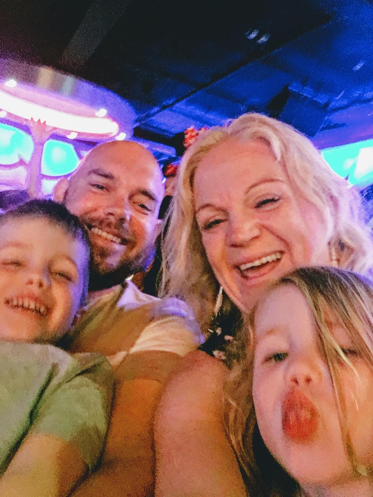 disney cruise uk staycation, pirate night, a suffolk mum blog