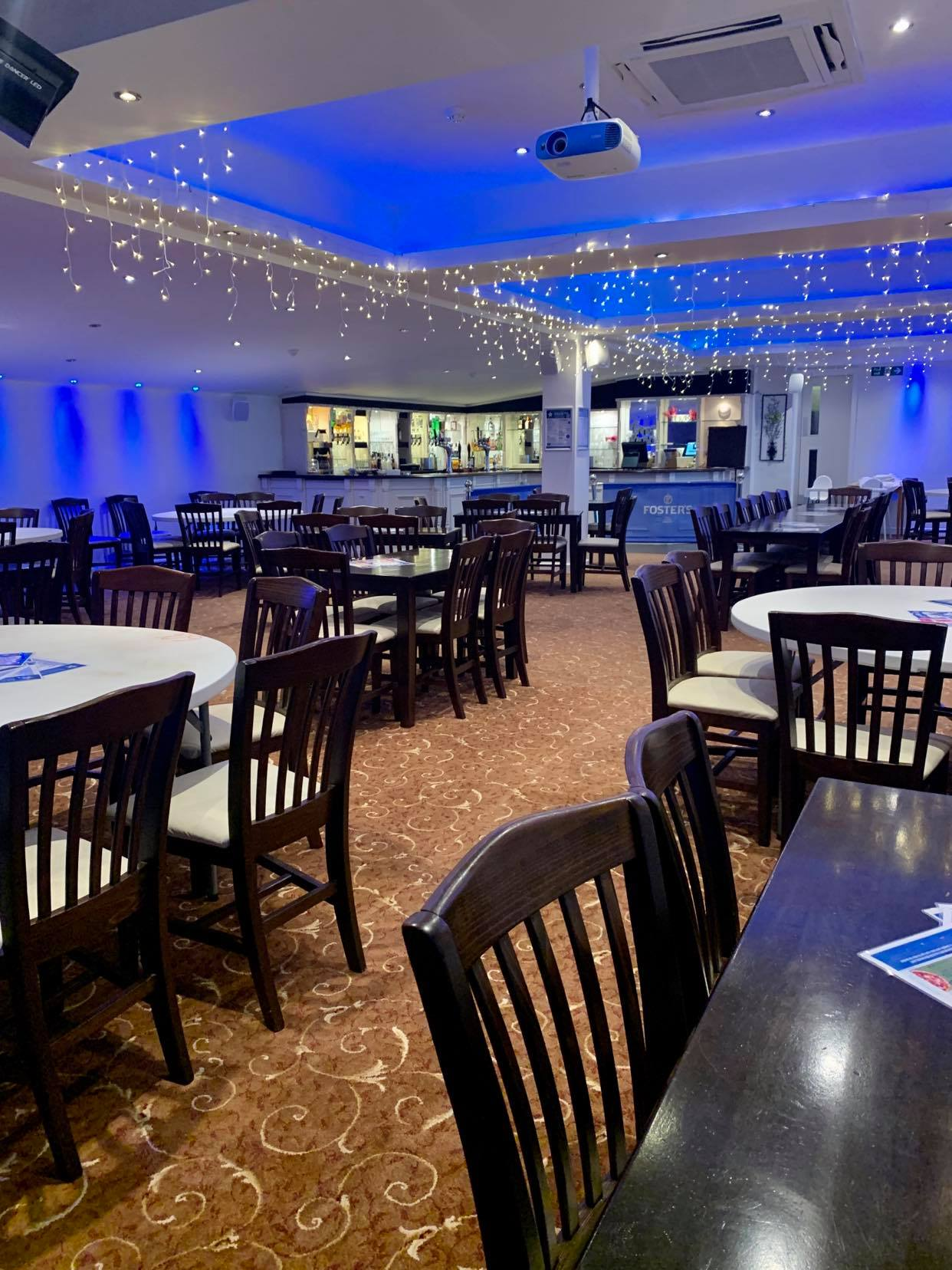 Lacon arms hemsby function room