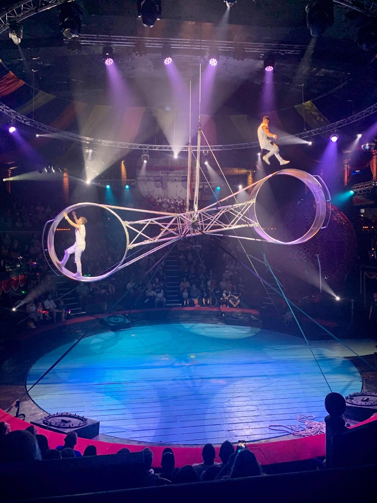 great yarmouth, hippodrome circus